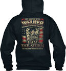 Fate Whispers To The Welder - Weloer You Cannot Standard College Hoodie
