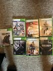 Assortment of Xbox 360 Games - Call of Duty