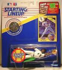 1991 KENNER STARTING LINEUP EXTENDED SERIES BO JACKSON CHICAGO WHITE SOX - NEW