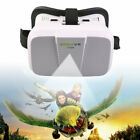 VR Box Virtual Reality 3D Glasses Movie Game for Smart Phones+Remote Control W5