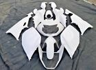 BMW K1200S 2005 - 2008  Thermal Plastics Fairing Kit Body Kits Unpainted White