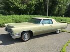 1968 Cadillac DeVille  1968 for $9500 dollars