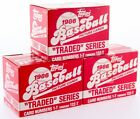 1986 Topps Baseball Traded Set and Rookie- 30 card lots- Fresh from the Sets!