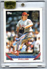 CURT SCHILLING 2016 Topps Archives Baseball 1993 Topps Auto 36 Autograph