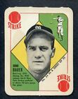 1951 TOPPS RED BACKS #24 HANK BAUER YANKEES EX 332796 (KYCARDS)