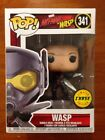 Funko POP! Marvel: Ant-Man & The Wasp - Wasp #341 LIMITED CHASE EDITION New