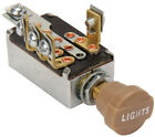 4 Position Headlight Switch Universal Low And High Beam Plus Parking Dimmer Rod