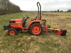 FARMMASTER VERGE FLAIL MOWER FOR COMPACT TRACTORS  FLAIL MOWER FOR SALE UK