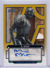 2013 Topps Star Wars Galactic Files 2 Autographs Guide 24