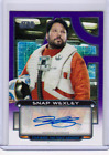 2018 Topps Star Wars Galactic Files Trading Cards 18