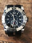 Beautiful Roger Dubuis Easy Diver Automatic 46mm Retail $37.500 Look!
