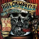 PHIL CAMPBELL AND THE BASTARD SONS The Age Of Absurdity + 1 JAPAN 2CD