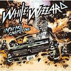 WHITE WIZZARD Infernal Overdrive JAPAN CD +Tracking Number