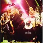 NEW YORK DOLLS-TOO MUCH TOO SOON-JAPAN MINI LP SHM-CD Ltd/Ed +Tracking