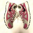 Nike Revolution 2 Girls Pink Gray Sneakers Shoes Size 6Y
