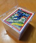 1990 marvel universe marvel trading card base set (near complete)(missing 13)