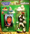 1998 KENNER STARTING LINEUP EXTENDED SERIES - CHARLES WOODSON OAKLAND RAIDERS