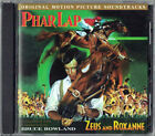 PHAR LAP + ZEUS & ROXANNE Bruce Rowland SOUNDTRACK CD Score x2 Mint/Sealed OOP!