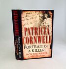 Portrait Of A Killer Patricia Cornwell SIGNED TWICE TRUE First 1st Jack Ripper