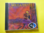 MEGADETH Peace Sells But Who's Buying? 1986 MUSIC CD MINT