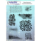 IndigoBlu Cling Mounted Stamp 8X55 Tasty Textures