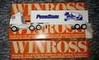 Winross Penn State Nittany Lions Diecast Cab over Truck  Trailer 164