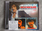 Jim Capaldi Short Cut Draw Blood / The Contender...PLUS 2CD + Bonus Tracks OOP