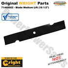 Wright Mfg Blade Medium Lift 16 1 2 for Lawn Mowers  Others 71440002
