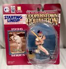 Starting Lineup Richie Ashburn Cooperstown 1996 Figure With Card Set