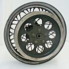 HD HARLEY DAVIDSON 97 ELECTRA GLIDE CLASSIC CHROME REAR SPOKED WHEEL