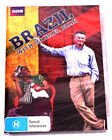 Brazil With Michael Palin DVD 2012 2 Disc Set Brand New  Sealed Free Postage