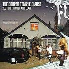 See This Through And Leave, The Cooper Temple Clause, Used; Good CD
