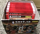 2017 18 Panini NBA Basketball Sticker Box .50 Loose packs Brand New !!
