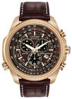 Citizen Eco Drive Men's Chronograph Perpetual Calendar 48mm Watch BL5403-03X