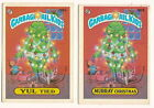 2016 Topps Garbage Pail Kids Christmas Cards 16