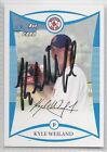 Kyle Weiland Signed Autographed Card 2008 Bowman Draft