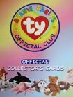 TY Beanie Babies Collector Cards Series 2   1st Edition Variants (eb2)