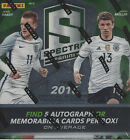 2016 PANINI SPECTRA SOCCER FACTORY SEALED HOBBY BOX