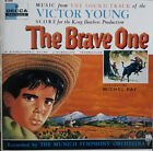 The Brave One Victor Young japan cd.