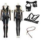 Deadpool 2 Cosplay Neena Thurman Domino Costume Halloween Outfit Custom Made