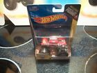 AVENGER HOT WHEELS MONSTER JAM DIECAST 164 TRUCK  60 FIGURE INCLUDED VHTF RED