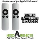 2 NEW Replacement Remote Control sub MC377LL/A For Apple TV 2 3 Music System Mac