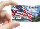 1000 BUSINESS CARDS RAISED PRINTING in FULL COLOR