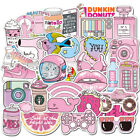 100pcs Cute Cartoon Decorative Stickers For Laptop Motorcycle Skateboard Decal