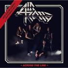 AIR RAID-ACROSS THE LINE-JAPAN CD BONUS TRACK +Tracking Number