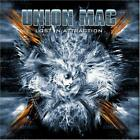UNION MAC Lost In Attraction JAPAN CD