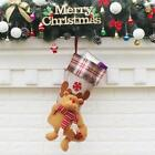 Christmas Hanging Stockings Gift Candy Bag Christmas Decoartions N4P2