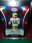 Aaron Rodgers Green Bay Packers Autograph Auto Nfl Card 5 5