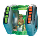 Multicolor Design Starfighter Inflatable Swimming Pool Squirt Toys and Float