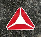 Crossfit Decal Sticker Free Shipping 4 Tall Reebok Style